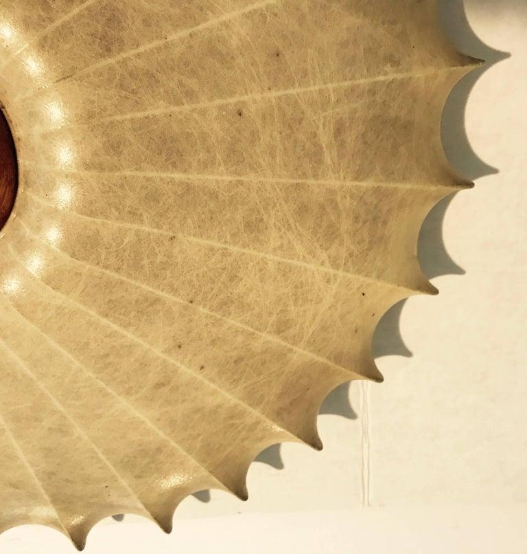 Achille Castiglioni 1960s Italian Mid-Century Modern Sculptural Light  For Sale 3
