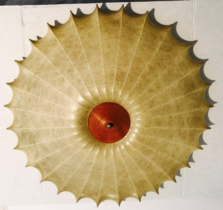 Achille Castiglioni 1960s Italian Mid-Century Modern Sculptural Light  For Sale 4