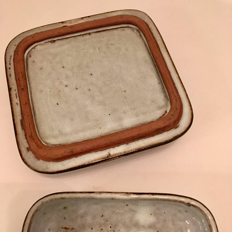Mid-20th Century Lee Rosen Design Technics 1960s Ceramic Box For Sale