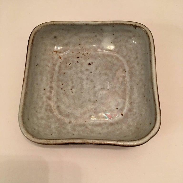 Lee Rosen Design Technics 1960s Ceramic Box For Sale 2