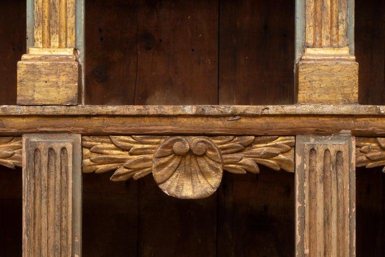 Wood Fabulous 18th Century Italian Cabinet For Sale