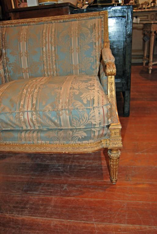 Th century giltwood marquis at stdibs