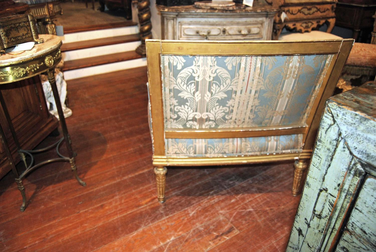 19th Century Giltwood Marquis At 1stdibs