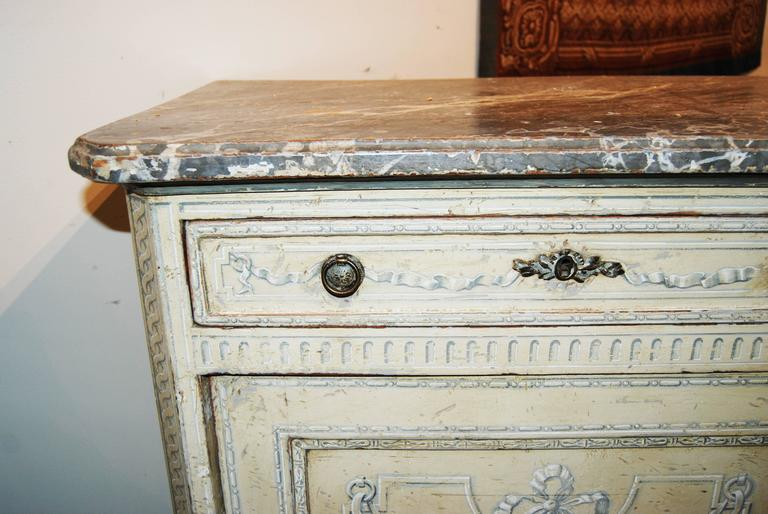 Painted and extremely sturdy jelly and jam cabinet.