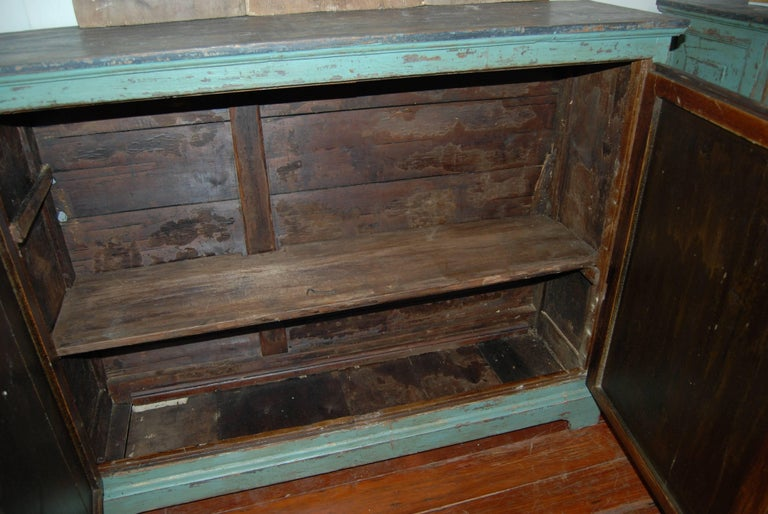 Pair of 19th Century Painted Buffets 3