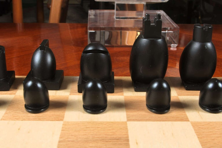 20th Century Michael Graves Chess Set, circa 2000 For Sale
