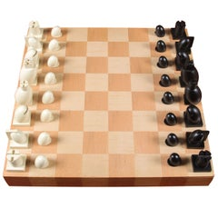 Michael Graves Chess Set, circa 2000