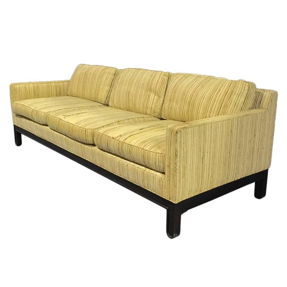 Deep Sofa By Edward Wormley At 1stdibs