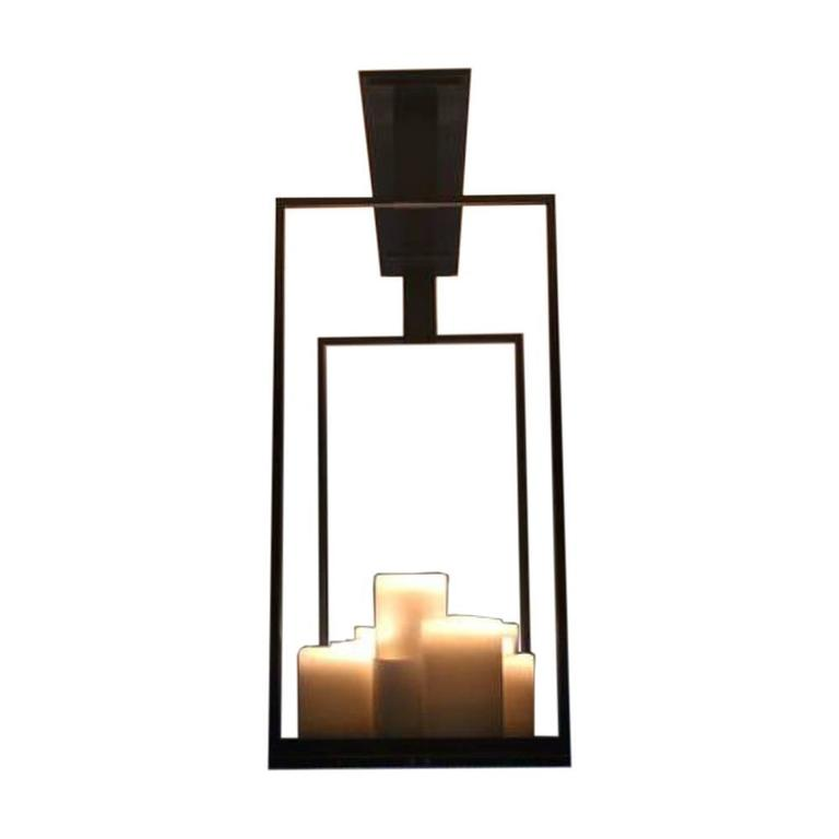 Candle Light Fixture: Altar 11 Candle Hanging Light Fixture By Kevin Reilly For