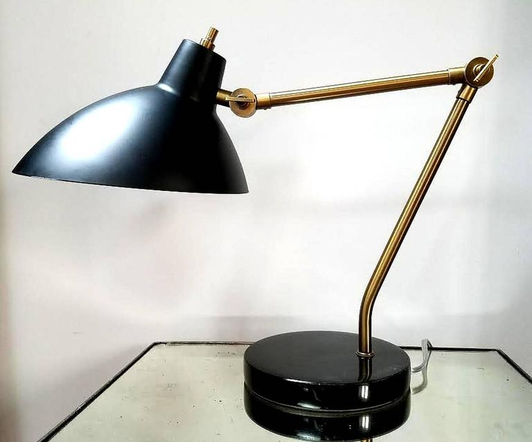 Pair of Adjustable Desk Lamps 2