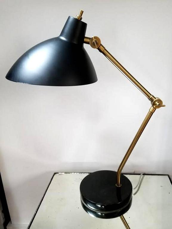 Pair of Adjustable Desk Lamps 3