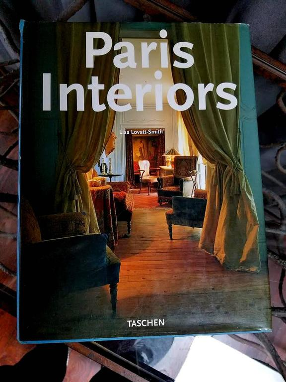 Late 20th Century Set of Six Book on Interior Design For Sale