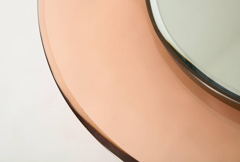 Italian Mirror by Max Ingrand for Fontana Arte For Sale