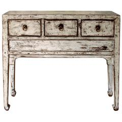 Shanxi Gray Console Table