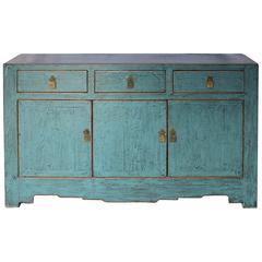 Tianjin Blue Sideboard