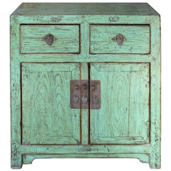 Green Beijing Chest