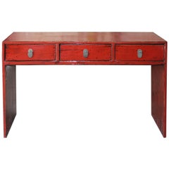 Shanxi Red Table