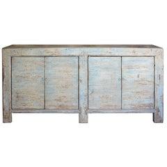 Blue Gansu Sideboard