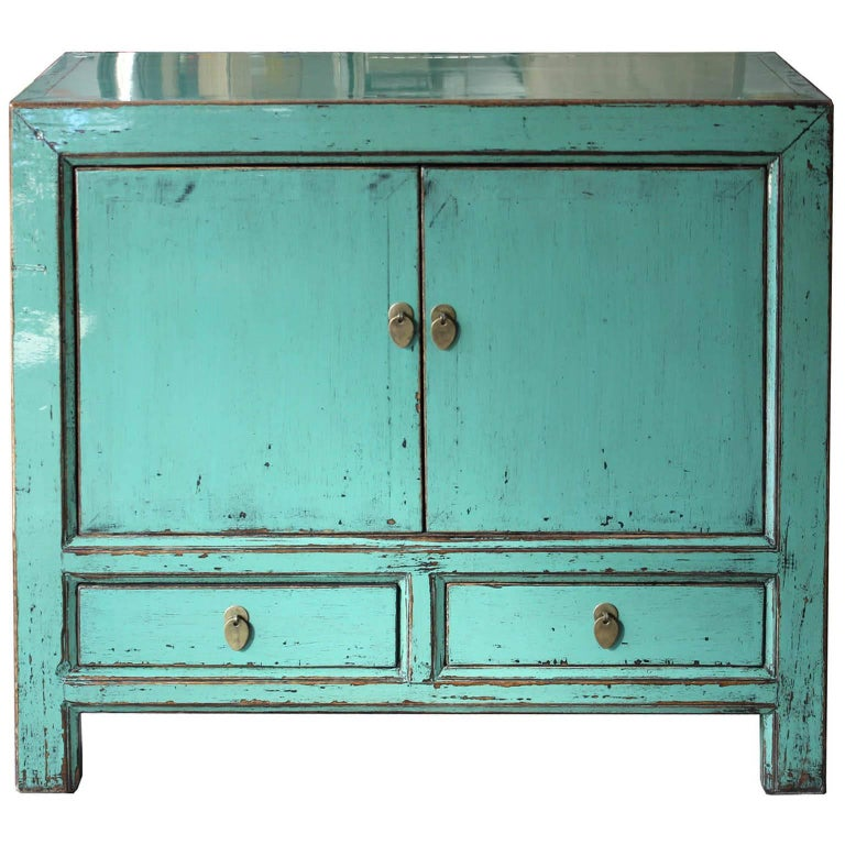 Turquoise Chest For Sale