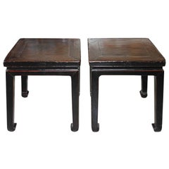 Two-Tone Ming Style Table