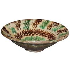 Moroccan Glazed Bowl