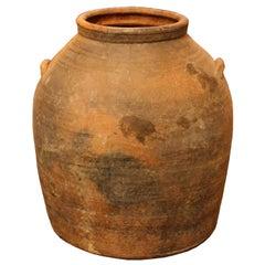 Moroccan Clay Jar