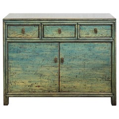 Three-Drawer Sideboard