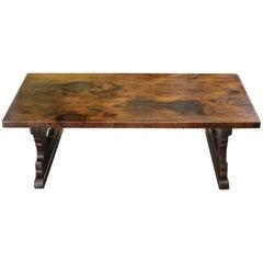 Japanese Scholar's Table