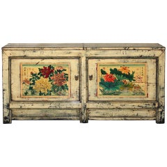Gansu Painted Buffet