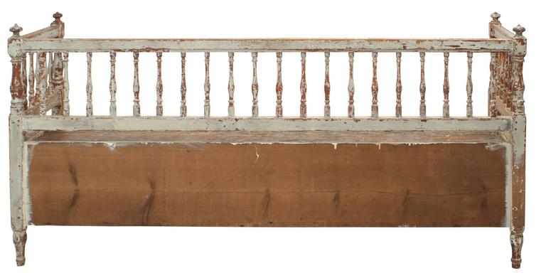 Swedish Bench Circa 1830 At 1stdibs