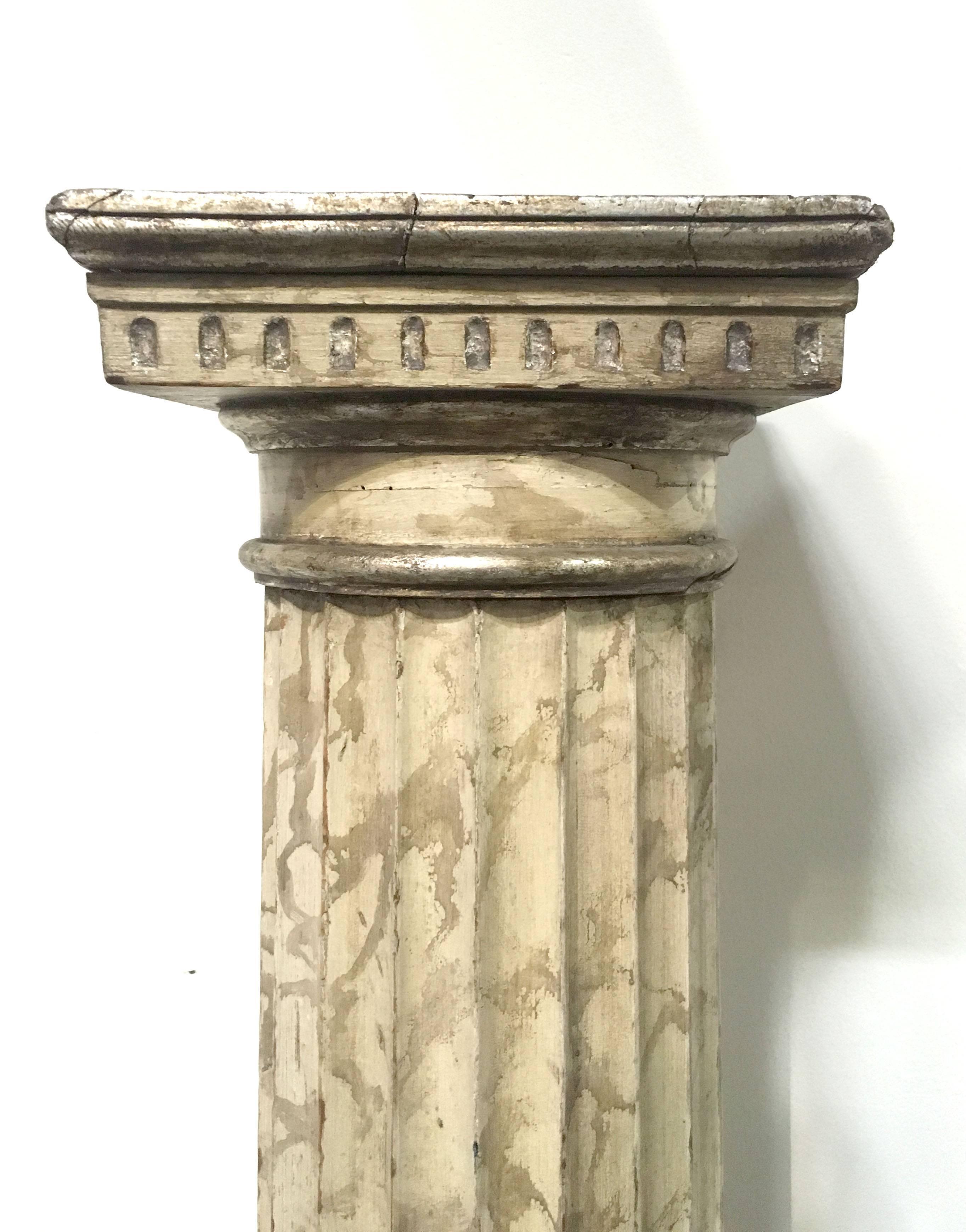 and in zanardello platinum srl column gold ceramic products oop roman pedestal