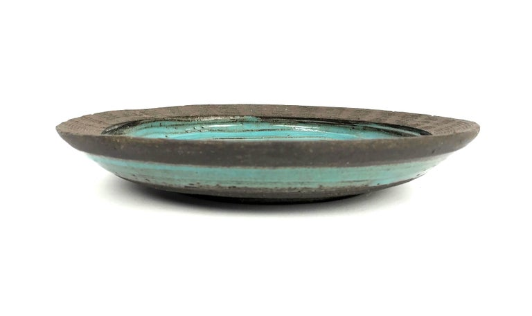 Mid-Century Ceramic Bowl by Mary Grote 2