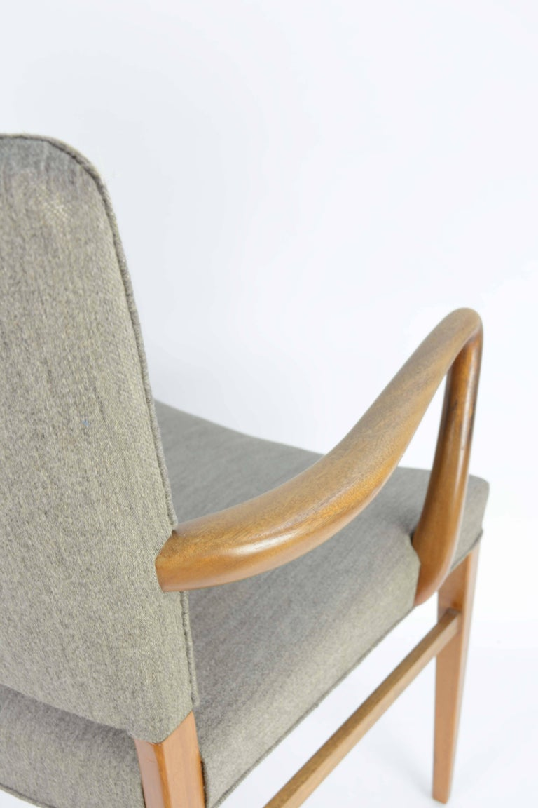 Pair of Armchairs by Ole Wanscher for A. J. Iversen 6
