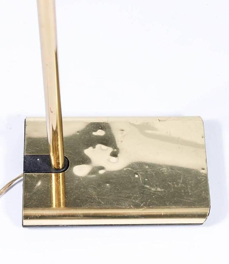 Midcentury Brass Koch and Lowy Floor Lamp 4