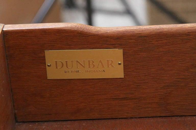 Edward Wormley Walnut Sideboard for Dunbar 4
