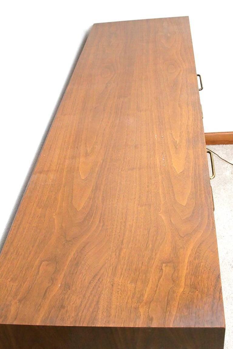 Edward Wormley Walnut Sideboard for Dunbar 6
