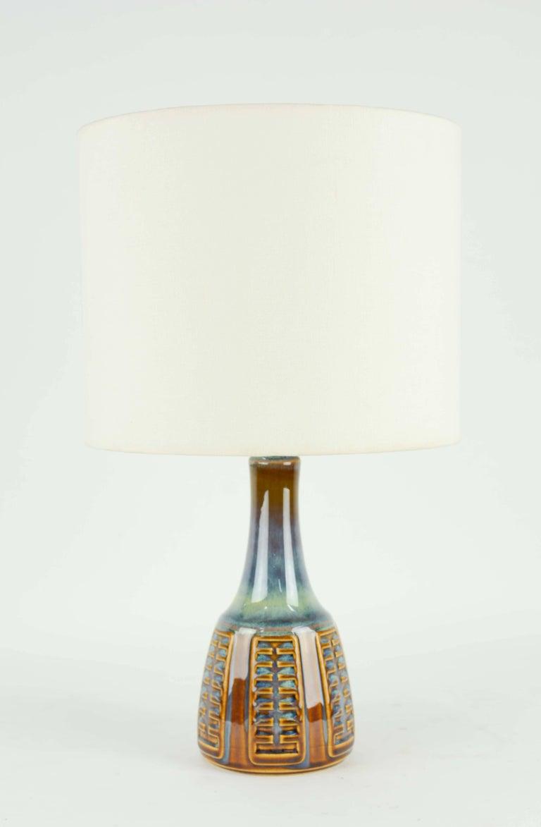 Einar Johansen's Lamp for Soholm Stentj of Denmark Model 1008 In Good Condition For Sale In Portland, OR