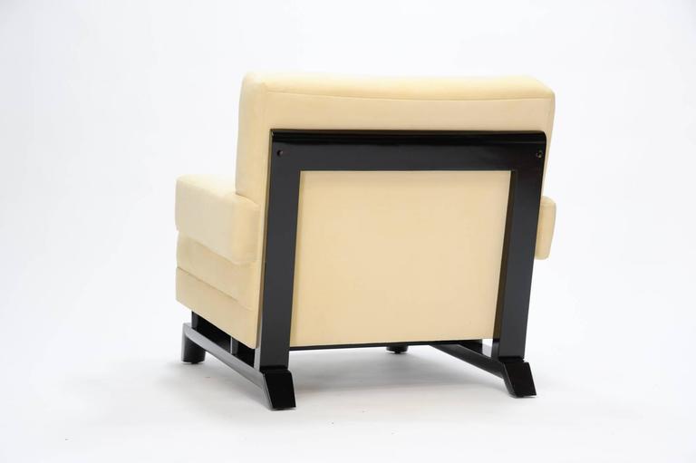 Pair of Paul Laszlo Club Chairs 4