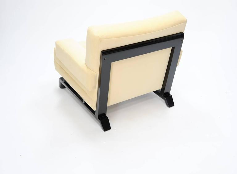 Pair of Paul Laszlo Club Chairs 6