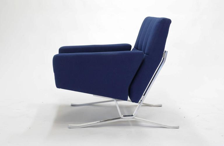 Pair of European Club Chairs for JG Furniture Company after Poul Kjaerholm 6