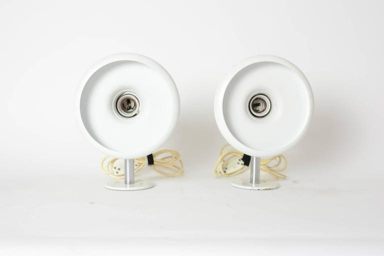 Scandinavian Modern Pair of 'Optima' Articulating Wall Sconces by Hans Due for Fog & Mørup For Sale