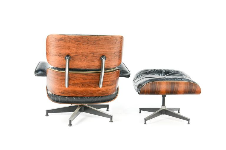 Iconic ray and charles eames for herman miller 670 and 671 Iconic chair and ottoman