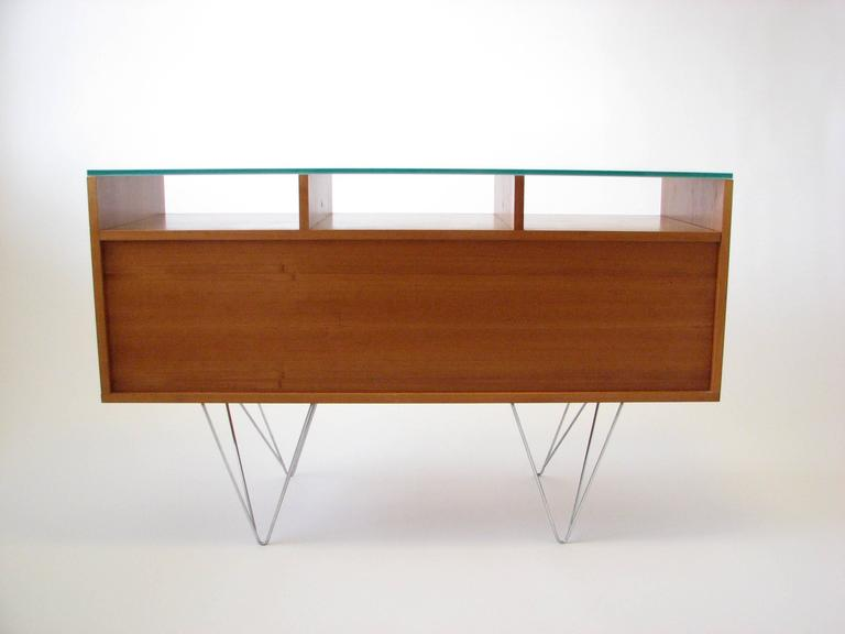 Glass Top Credenza or Bar Service by Bobo Modern Living 6