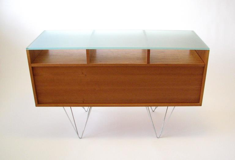 Glass Top Credenza or Bar Service by Bobo Modern Living 3