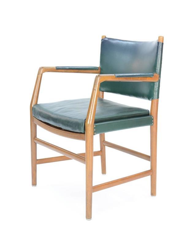 First Production Hans Wegner Aarhus City Hall Desk Chair for Planmobler, 1940 2
