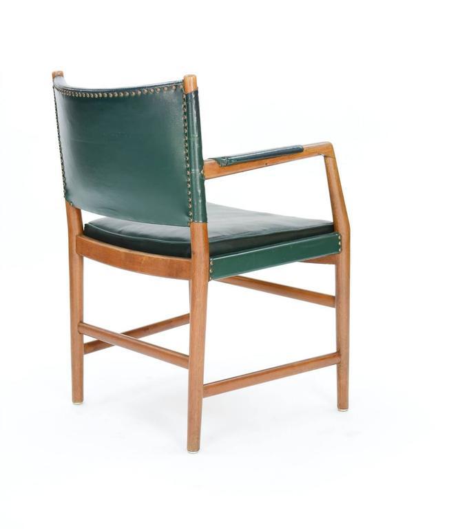 First Production Hans Wegner Aarhus City Hall Desk Chair for Planmobler, 1940 5