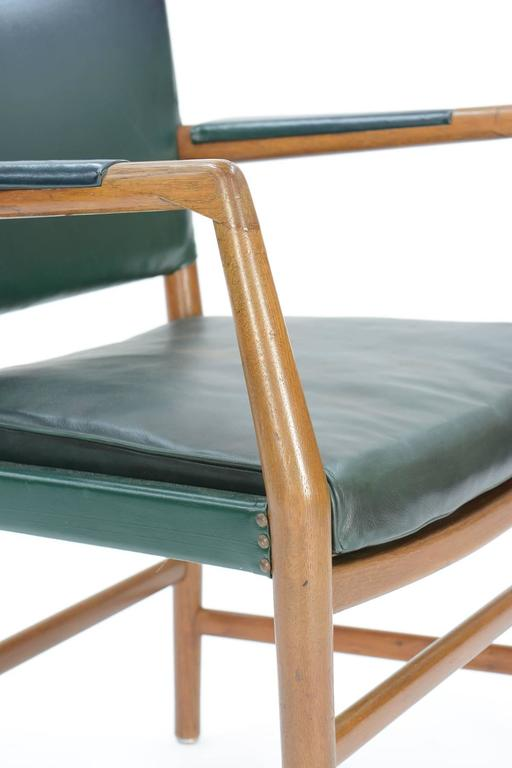 First Production Hans Wegner Aarhus City Hall Desk Chair for Planmobler, 1940 9