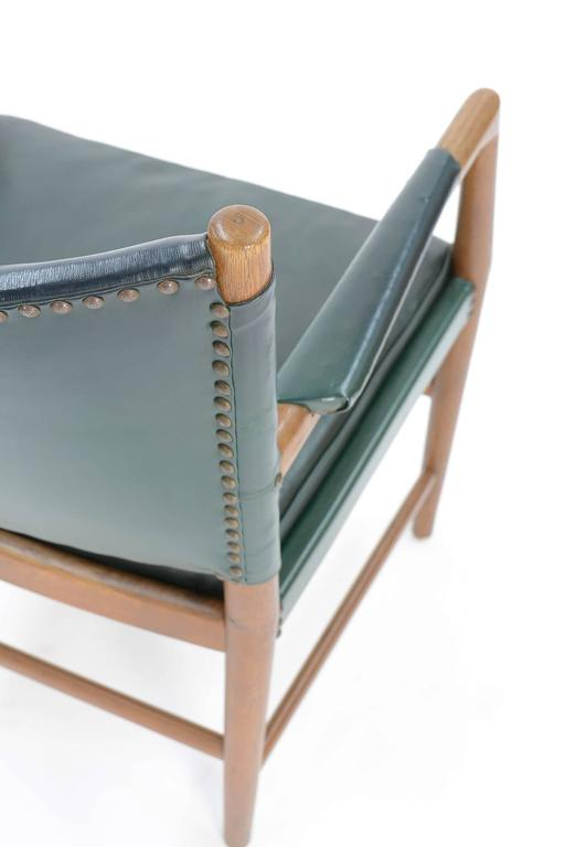 First Production Hans Wegner Aarhus City Hall Desk Chair for Planmobler, 1940 10