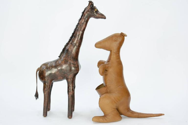 Mid-Century Modern 14-Piece Zoo by Dimitri Omersa for Abercrombie & Fitch For Sale