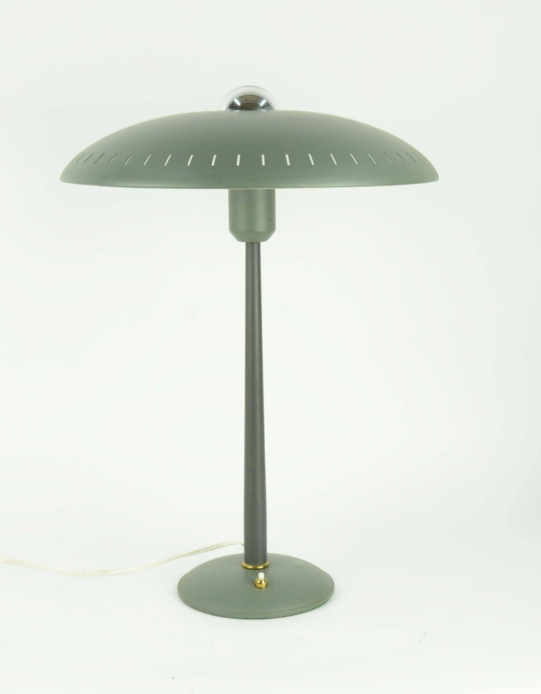 Louis kaiff ufo table lamp in green for phillips at 1stdibs a louis kaiff ufo table lamp in green for phillips mozeypictures Choice Image